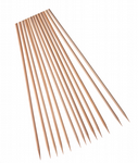 250 x 4mm Bamboo Skewers